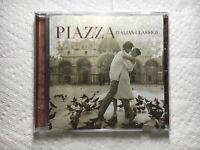 CD - PIAZZA - ITALIAN CLASSICS -  Clean Used - GUARANTEED