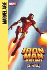 Iron Man and the Armor Wars 3: How I Learned to Love the Bomb-ExLibrary