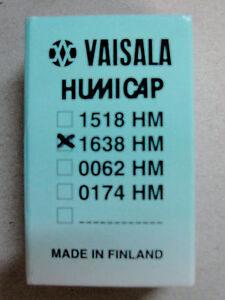 New Vaisala Humicap 1638HM HUMICAP AK sensor, with connector