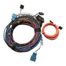 HIFI Audio Retrofit Harness Wiring Fit For BMW F01 F10 F25 F15 F30 Harman Kardon