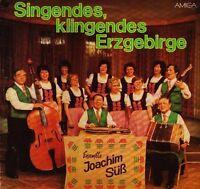 Joachim Süß Singendes, klingendes Erzgebirge (AMIGA) [LP]