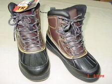 NWT Toddler Young Boys Ozark Trail Winter Duck Boots Sport Warm Camo Footwear