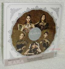 Kara Vol. 4 Full Bloom 2013 Taiwan Ltd CD+DVD