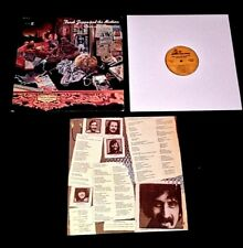 FRANK ZAPPA OVER-NITE SPAIN DINAH-MOE REPLACED BY EAT THAT QUESTION CENSORED LP