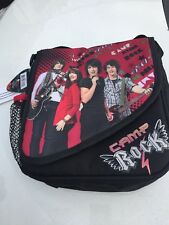 Disney Camp Rock Shoulder Insulated Lunch Bags for School with adjustable band