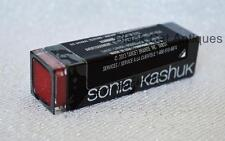 "2 Sonia Kashuk Satin Luxe Lip Color Lipsticks - New/Sealed - ""Classic Red - 93"""