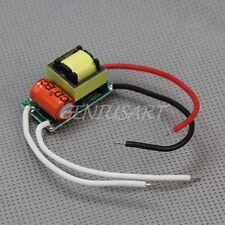 2 TRASFORMATORE 4-5W Driver Alimentazione AC85-265V a DC12-16V LED Alta Potenza