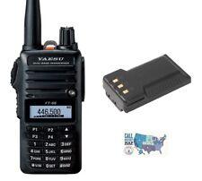 Yaesu FT-65R 5W VHF/UHF Dualband HT with 2500mAh High-Capacity Battery