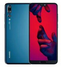 Huawei P20 Pro 128GB - Mitternachtsblau +OVP  (Dual Sim)