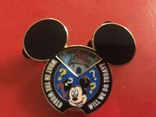 Disney Pin Trading Mickey