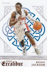 REGGIE JACKSON 2015-16 Panini Excalibur Basketball cartes à collectionner, #69