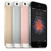 Apple iPhone SE 16/32/64/128GB Smartphone 1st-Gen Grey Pink Gold Silver Unlocked