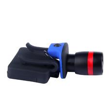 5000Lm LED Cap Light Headlamp 3Modes Ball Hat Lamp Flashligh Torch