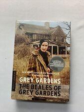 Grey Gardens 2 Discs Criterion Collection 2006 DVD