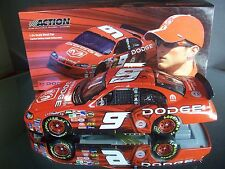 Rare Kasey Kahne #9 Dodge Dealers Refresh AUTOGRAPHED Rookie 2004 Dodge Intrepid