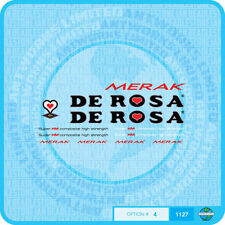 De Rosa - Decals Bicycle Transfers - Stickers - Set 4