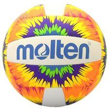 Molten Recreational Volleyball MS500-NTD - Neon Tie Dye
