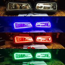 03-07  Silverado Led Halo Kit Only Rgb Headlights Top Only Chevy
