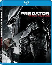 Predator  - Triple Feature  (Blu-ray Region A)