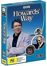 Howards' Way : Series 2 (DVD, 4-Disc Set, R4) New/Sealed!