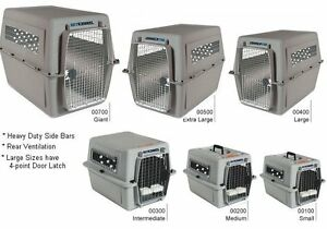 Dog Vari Sky Kennel Crates by Petmate
