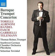 Baroque Trumpet Concertos, New Music