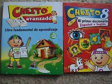 Cheito Libros en Español - Combo # 5