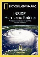 Inside Hurricane Katrina (DVD, 2006)