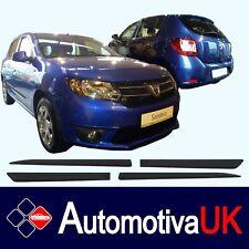 Dacia Sandero Mk2 Rubbing Strips   Door Protectors   Side Protection Body Kit