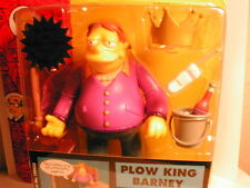 2003 The SIMPSON`s interactive figure WOS series 11  PLOW KING BARNEY