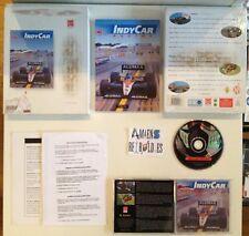 Indycar Racing 1 PC Big box boite carton FR 1993
