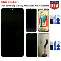 LCD Display + Touch Screen Digitizer Frame for Samsung Galaxy A10S 2019 SM-A107F