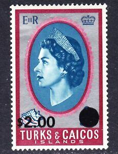 Turks & Caicos Scott 195  VF mint OG HHR. Free ship for any add...