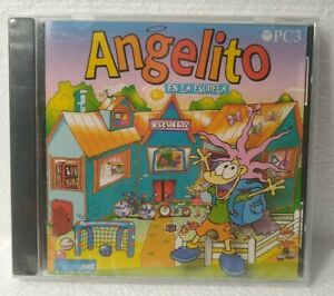 ANGELITO EN LA ESCUELA PC3 game! Windows 95, 98, ME, XP y DirectX (Microsoft Co)