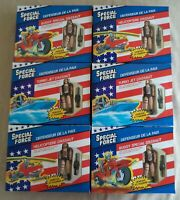 Remco Toys. 1986  special force   Last  10 boxes   in The Netherlands !!