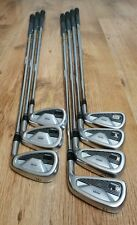 MacGregor Golf MACTEC M685 Forged Irons 3-PW Iron Set 5.5 Rifle Steel Shafts NEW