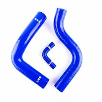 Silicone Radiator Hose 1964-1968 Ford MUSTANG Cobra SHELBY Set  289-302 ONLY Blu