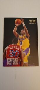 Carte NBA Fleer 96-97 - Kobe Bryant