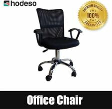 Hodeso JIT-Q4A Mid Back Office Chair Furniture Computer Chair (Black)