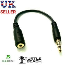 Xbox One Chat Adapter Cable - Replacement Lead Wire for TURTLE BEACH & Similar