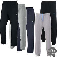 New Nike Mens Fleece Joggers Trousers Jogging Pant Tracksuit Bottoms - S M L XL