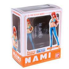 """One Piece Anime For The New World Nami Figuarts Zero Megahouse 5.9"""" Figures Toys"""