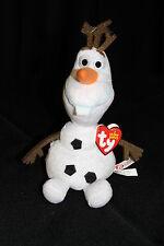 Ty Beanie Babies Olaf the Snowman Disney Frozen Plush Stuffed Toy