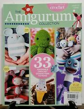 Amigurumi Collection Adorable Crochet Characters Technique 2016 FREE SHIPPING jb