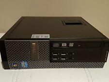 Dell Optiplex SFF 990 intel core i5-2400  8GB RAM   3.10Ghz 320GB HDD + cable