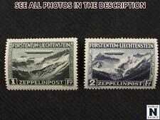 NobleSpirit No Reserve (TH2) Divine Liechtenstein C7-8 Mint H VF Set = $210 CV