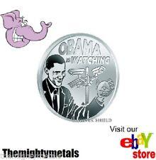 Obama Pervert Proof Seven Sins Of Obama Silver Shield FREE CU