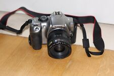 Appareil photo Canon EOS 300D reflex numérique+objectif Canon+garde à vue +