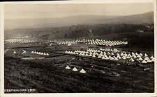 Littleborough near Rochdale. Territorial Camp.