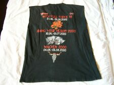 WITH FULL FORCE,BANG YOUR HEAD,WACKEN – very rare old 2000 T-Shirt!!!!
